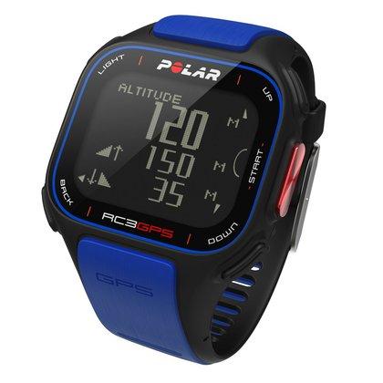 ポラール RC3 GPS HR ブルー(Polar RC3 GPS HR BLUE)