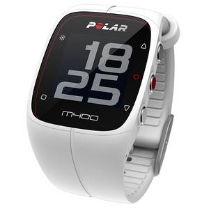 ポラール M400 HR ホワイト(POLAR M400 HR white)心拍センサー付