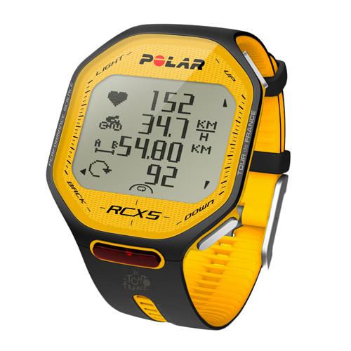 Polar RCX5 Tour de France GPS /ポラール RCX5 ツールド フランス GPS