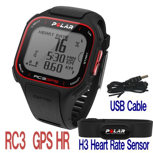 ポラール RC3 GPS HR(Polar RC3 GPS HR)