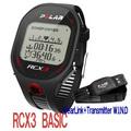 ポラール RCX3 ベーシック ブラック(POLAR RCX3 BASIC) Black