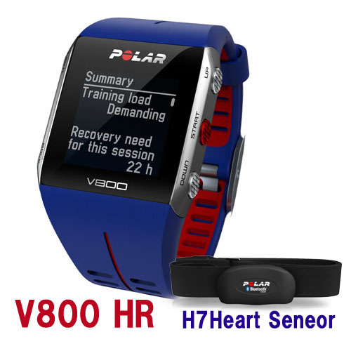 POLAR V800 HR ブルー (POLAR V800 HR BLUE)