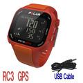 ポラール rc3 GPS レッド/オレンジ(Polar RC3 GPS レッド/オレンジ)